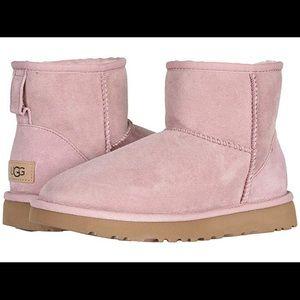 Ugg Classic Mini II boots - Pink Crystal